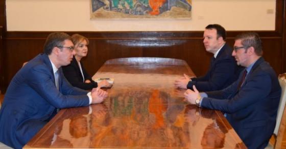 Мицкоски Вучиќ  Иднината на Балканот е во прогресивните политичари кои умеат да ги заштитат државните интереси