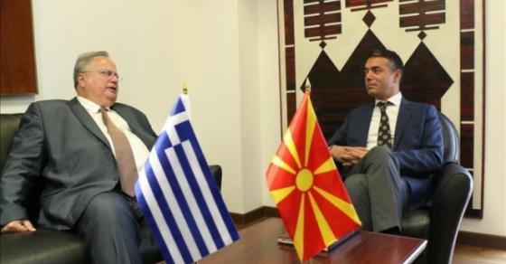 То Вима   Коѕијас и Димитров одат чекор по чекор напред за договор