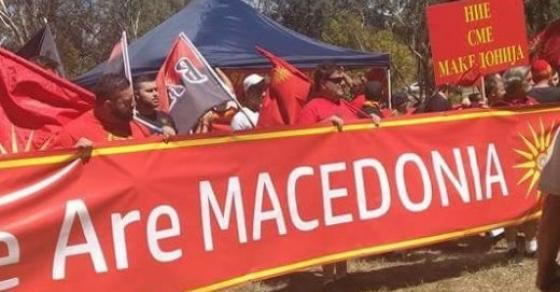 Македонците од Австралија се против законот за јазиците  договорот со Бугарија и промена на името