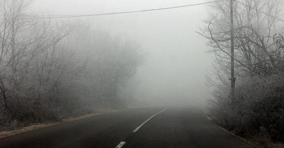 Сообраќајот на овие патишта се одвива отежнато   АМСМ апелира на внимателност