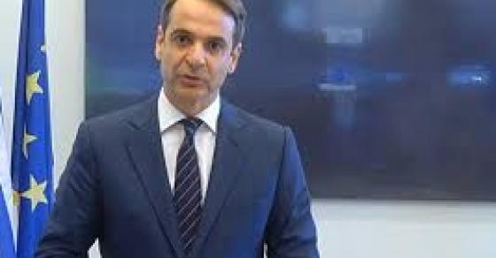 Мицотакис лут на Меркел  Фразата  македонски премиер  не е воопшто корисна