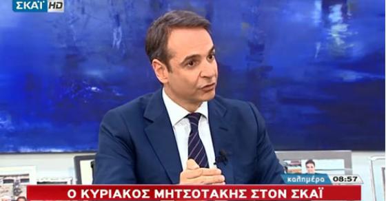 Мицотакис  Да се избегнуваат термините  Македонец  и  Македонија