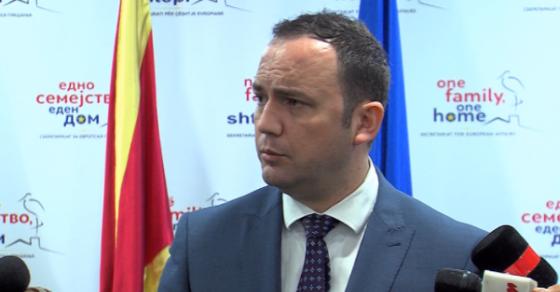 Османи  Здружување на ВМРО ДПМНЕ и СДСМ е ризичен потег