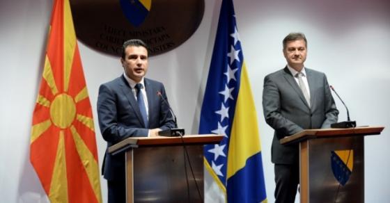 Македонците во БиХ од денеска ќе патуваат само со лична карта