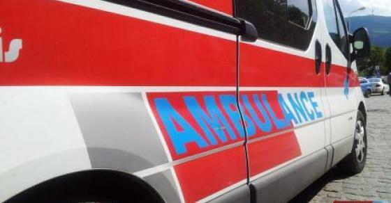 Младо момче прегазено во Гостивар  со тешки повреди итно пренесено на скопските клиники