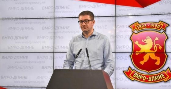 Мицкоски од денеска тргнува со интензивни теренски посети   Македонија заслужува подобро