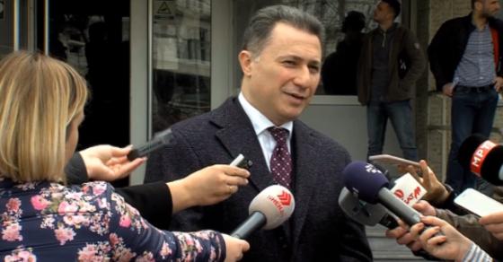 Груевски  СЈО забега   стана театар на апсурдот
