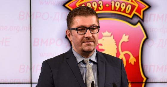 Мицкоски  ВМРО ДПМНЕ ќе поднесе кривична за Џафери и иницијатива до Уставен суд за оценување на уставноста на законот