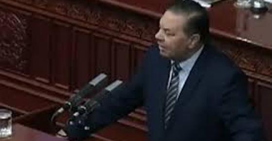 Амди Бајрам  Не се согласувам со протестите  законот ќе се изгласа