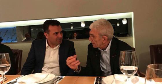 Премиерот Заев лани во просек трошел над 5 700 денари дневно за кафеани и ресторани