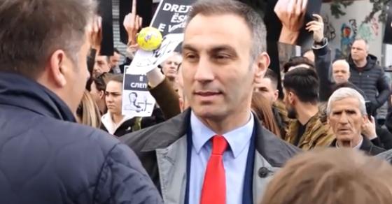 ДУИ го поддржа протестот за малиот Алмир