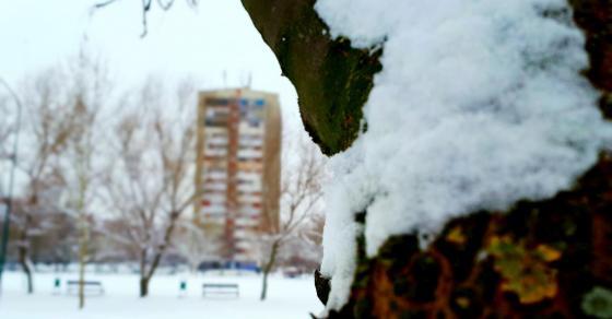 Метеоаларм жолта фаза  Циклонот Димитар доаѓа кон Македонија   од утре половина метар снег