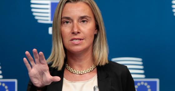 Могерини  Западниот Балкан е стратешки регион за Европа