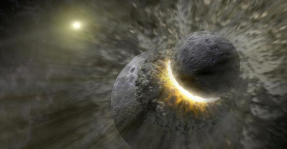 Истражување  Создавањето на ѕвездите започнало 250 милиони години по Големата експлозија