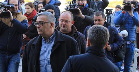 Крсто Мукоски во затворот штрајкува со глад