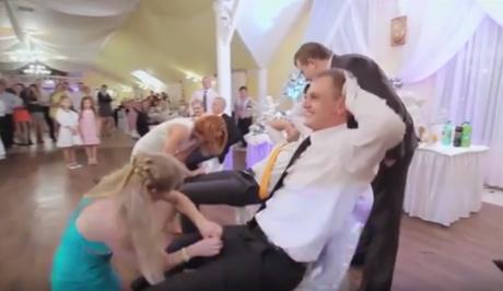 Секси на свадби